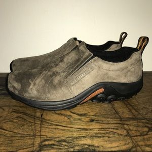 Merrell Jungle Moccasins Slip-On Men's 10 Wide